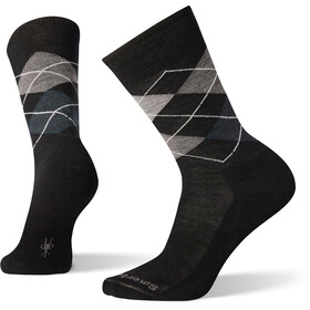 Smartwool Diamond Jim Chaussettes Homme, black/charcoal